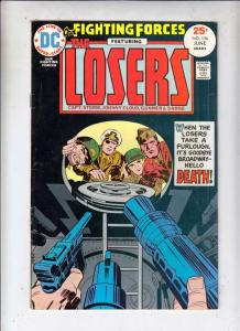 Our Fighting Forces #156 (Jun-75) FN Mid-High-Grade The Loosers