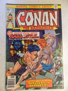 CONAN THE BARBARIAN # 63