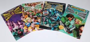 Green Lantern - Green Arrow #1-4 1983 DC Comics ~VF/NM (HX170)