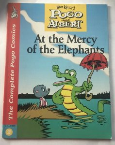 Walt Kelly's Pogo and Albert ~At The Mercy of the Elephants ~ Paperback ~ Vol. 2