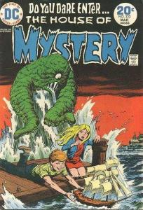 House of Mystery (1951 series) #223, VG- (Stock photo)