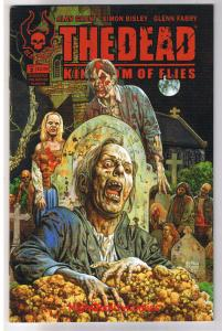 The DEAD 2, NM, Kingdom of Flies, Simon Bisley, Zombie,2008,more Horror in store