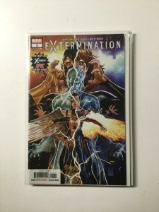 Extermination #1 (2018) HPA