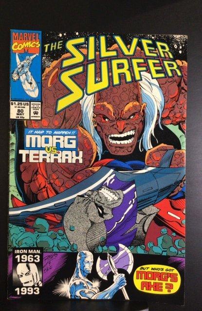 Silver Surfer #80 (1993)