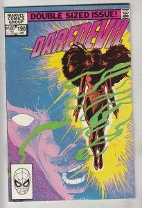 Daredevil #190 (Jan-83) VF+ High-Grade Daredevil