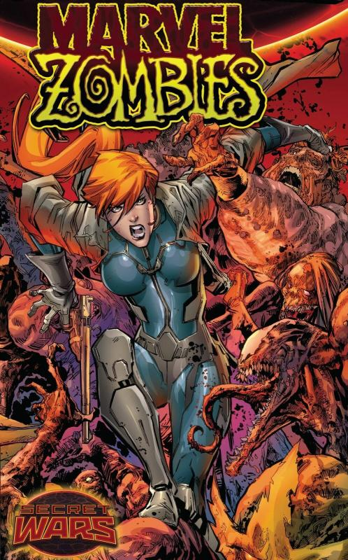 Marvel Zombies Poster by Lashley (24 x 36) Rolled/New!