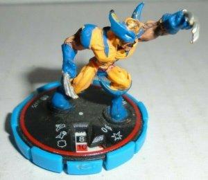 Wolverine 075 Veteran Marvel Heroclix Infinity Challenge