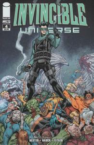 Invincible Universe #4 VF/NM; Image | save on shipping - details inside