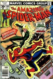 Amazing Spider-Man #168 (ungraded) stock photo / ID#00F
