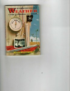 3 Books Weather A Guide Door to Death And Kill Once More Mystery Thriller JK34