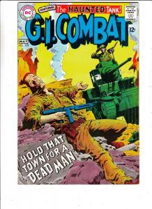 G.I. Combat #129 (May-68) NM- High-Grade The Haunted Tank