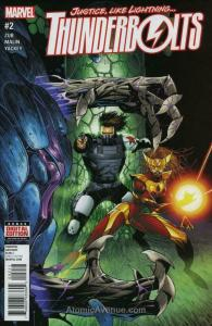 Thunderbolts (3rd Series) #2 VF/NM; Marvel | save on shipping - details inside