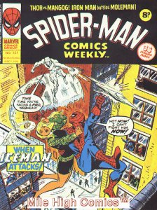 SPIDER-MAN WEEKLY  (#229-230) (UK MAG) (1973 Series) #121 Fine