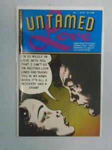 Untamed Love #1 6.0 FN (1987 Fantagraphics)