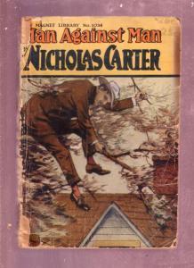 NEW MAGNET LIBRARY-#1038-DIME NOVEL-NICHOLAS CARTER FR