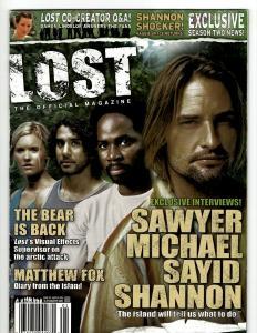 Lot of 6 Lost Titan Books Magazines #2 3 5 8 22 27