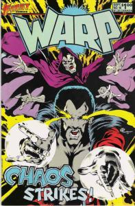 Warp #16 VF/NM; First | save on shipping - details inside