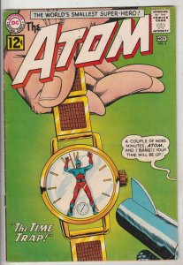 Atom, The #2 (Sep-62) VF High-Grade The Atom