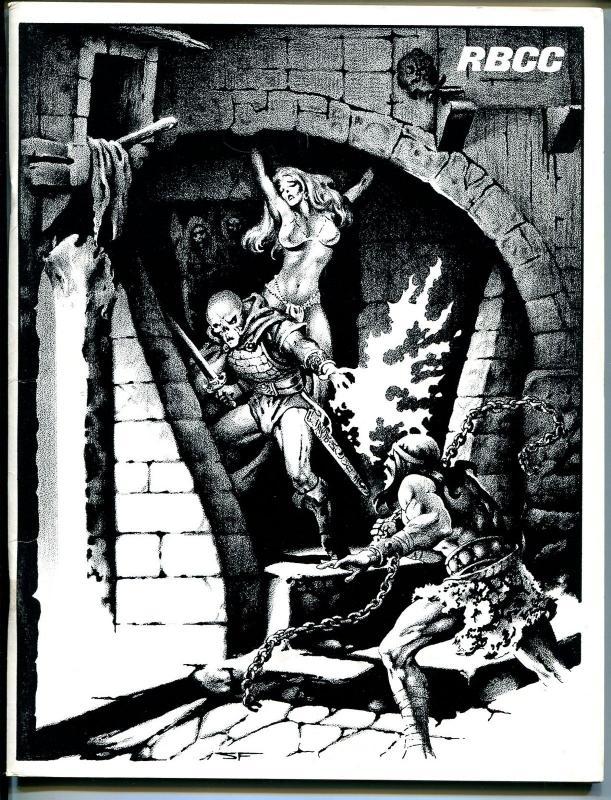 Rockets Blast & Comic Collector #137 1977-Steve Fabian-Conan-FN