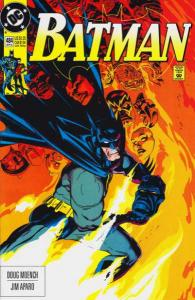 Batman (1940 series) #484, NM (Stock photo)