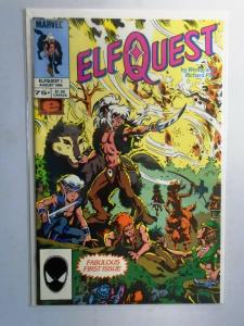 Elfquest (1985 Marvel) #1, Direct Edition 8.5/VF+ (1985)