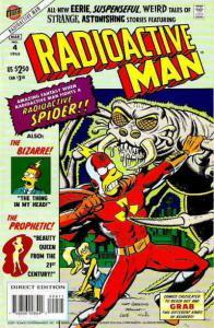 Radioactive Man (Vol. 2) #4 VF/NM; Bongo | save on shipping - details inside