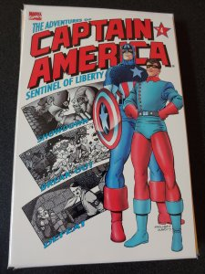 ​THE ADVENTURES OF CAPTAIN AMERICA SENTINEL OF LIBERTY BOOK FOUR TB