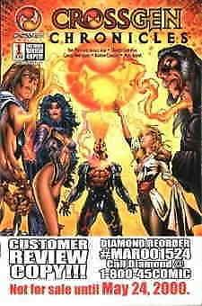 CrossGen Chronicles #1A VF/NM; CrossGen | save on shipping - details inside