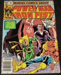 Power Man and Iron Fist #92 (1983)