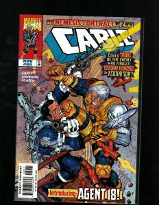 12 Cable Comics #60 61 62 63 64 65 66 67 68 Annual 1998 #1 (2) Flashback #-1 GK8