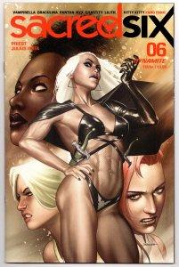 Sacred Six #6 Ohta Bonus FOC Variant (Dynamite, 2021) VF/NM [ITC571]