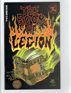 Book of Legion, The #1,#2(second coming) VF Thomas Thorn EHC and Tom Sullivan