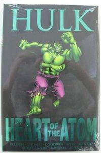 *HULK HEART OF THE ATOM HC  Harlan Ellison HALF OFF! still sealed