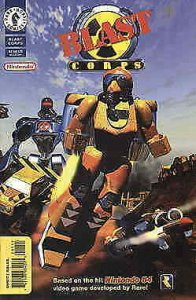 Blast Corps #1 FN; Dark Horse | save on shipping - details inside
