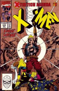 Uncanny X-Men, The #270 (2nd) FN; Marvel | save on shipping - details inside