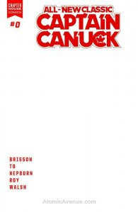 All-New Classic Captain Canuck #0A VF/NM; Chapter House | save on shipping - det