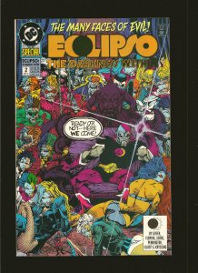DC Comics Eclipso: The Darkness Within #2 (1992)