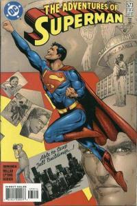 Adventures of Superman (1987 series) #573, NM (Stock photo)