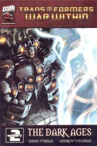Transformers: War Within: The Dark Ages Trade Paperback #2, NM- (Stock photo)