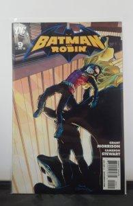 Batman and Robin #9 (2010)