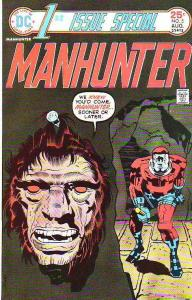 First Issue Special #5 (Aug-75) NM- High-Grade Manhunter