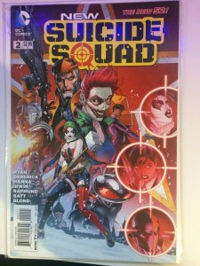 Suicide Squad #2 NM DC Comics The New 52! Harley Quinn 2014