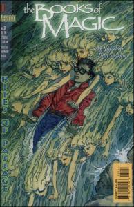 Vertigo/DC THE BOOKS OF MAGIC (1994 Series) #31 FN/VF