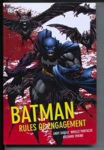 Batman: Rules Of Engagement-Andy Diggle-HC