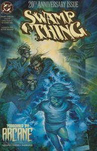 Swamp Thing (2nd Series) #125 VF/NM; DC | save on shipping - details inside
