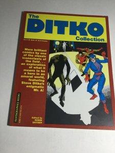 The Ditko Collection Volume 2 Vf Very Fine 8.0 1973-1976 Fantagraphic Books