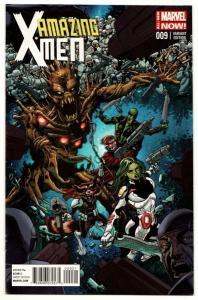 Amazing X-Men #9 1:15 Guardians Of The Galaxy Variant (Marvel, 2014) NM