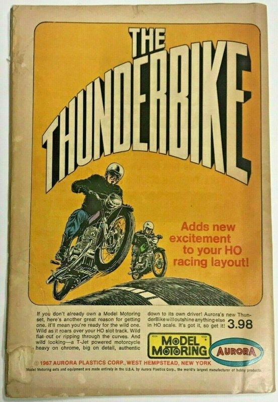DETECTIVE COMICS#368 VG/FN 1967 DC SILVER AGE COMICS