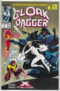 Mutant Misadventures of Cloak and Dagger   # 1 FN