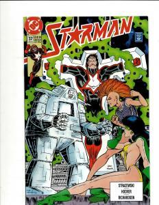 11 Starman DC Comics # 37 38 39 40 41 42 43 44 45 12 Steel # 2 GK22